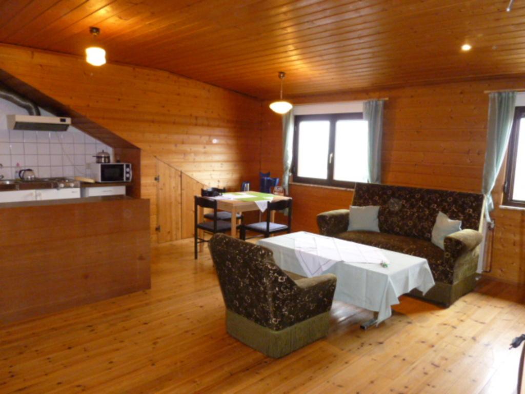 BE-Ferienwohnung Cafe 'Zum Goldenen Stern', Ferien
