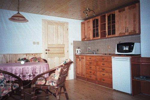 Schlafzimmer Ferienwohnung Nr. 4