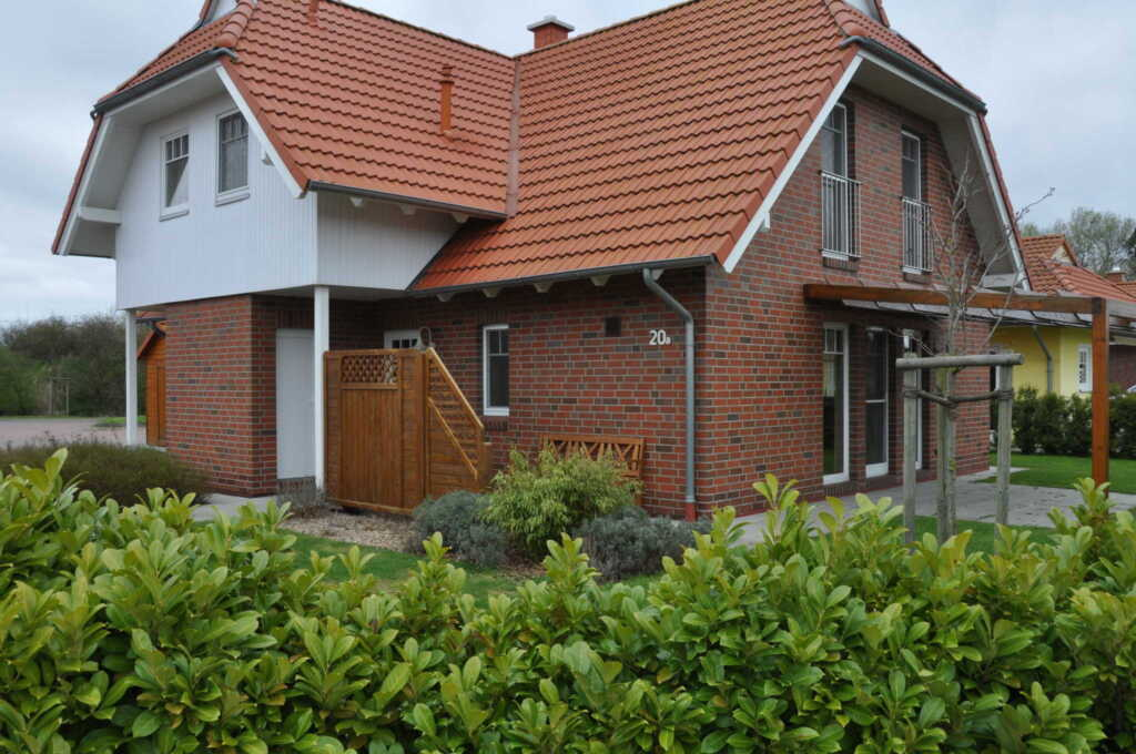 Haus Katamaran -Typ 2 mit Sauna - Nordseebad Burha