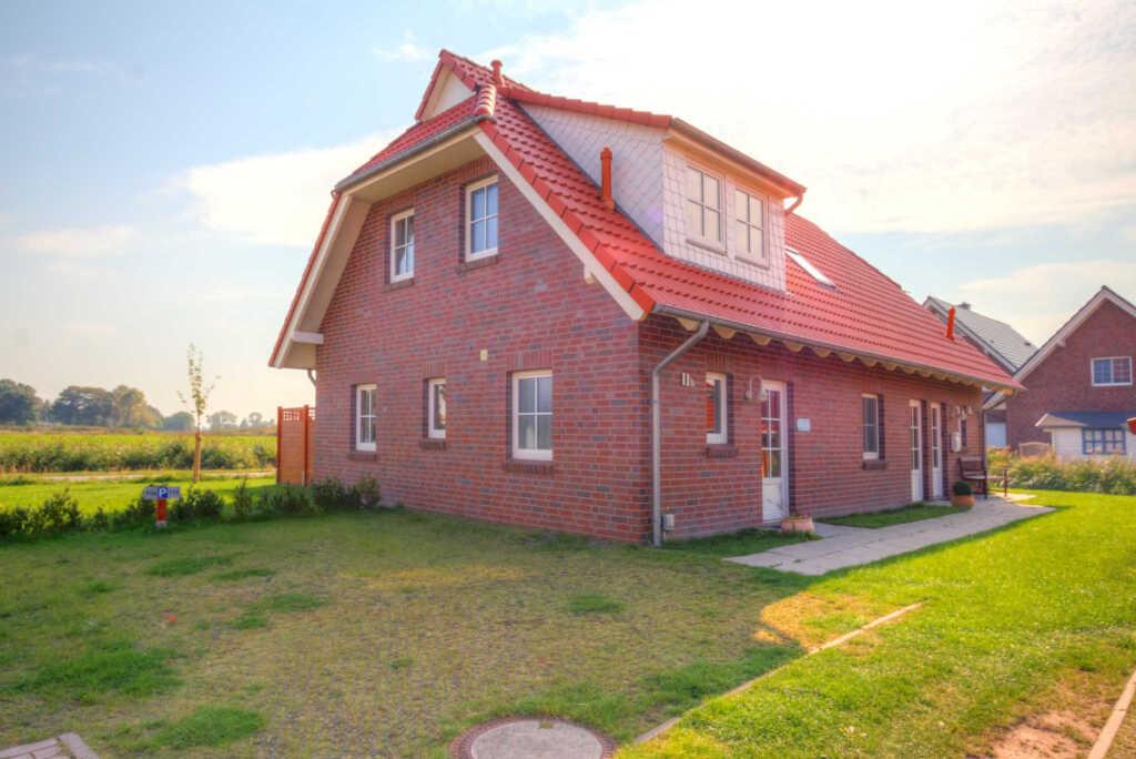 Haus Korsar - Nordseebad Burhave, Korsar (2 Bäder)