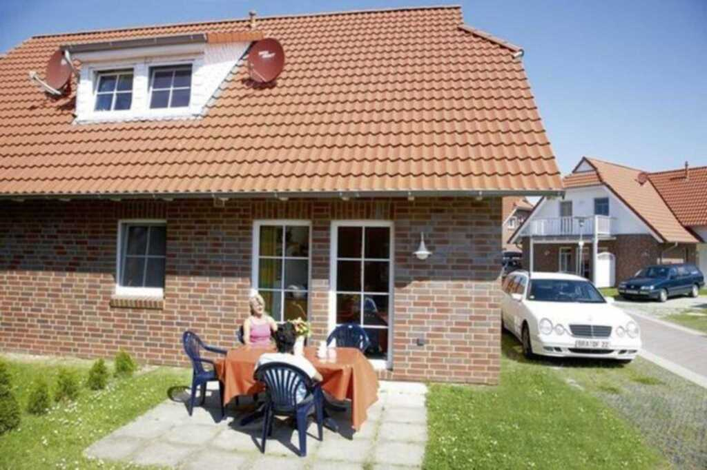 Haus Korsar - Nordseebad Burhave, Korsar #W21a