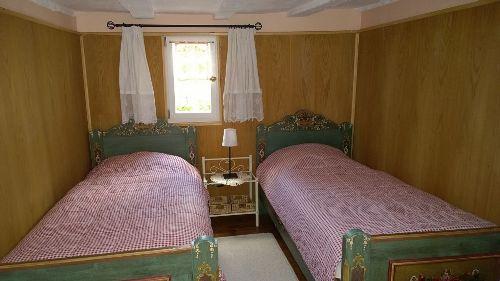 Schlafzimmer 2 im Zwischengeschoß