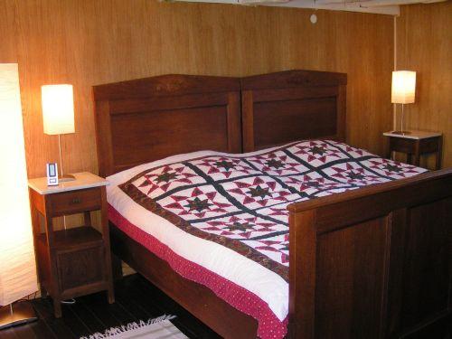 Schlafzimmer 1 im 1. Stock