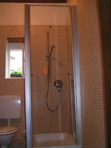 Bad (Dusche/WC) Erdgeschoß