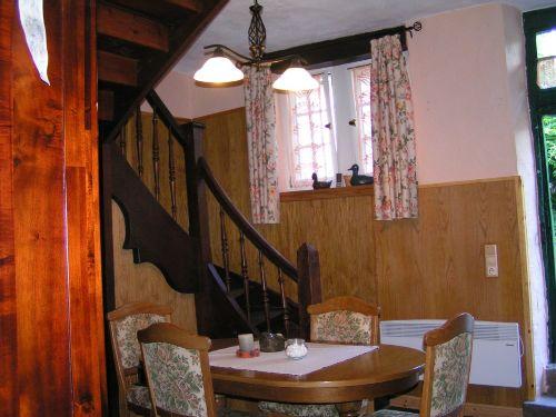 Eßzimmer (max. 7 Personen)