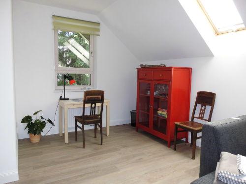 Wohnzimmer - Schreibtischecke
