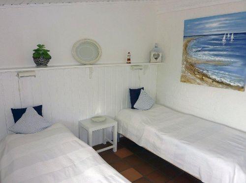 Das 2te Schlafzimmer, auch mit Meerblick
