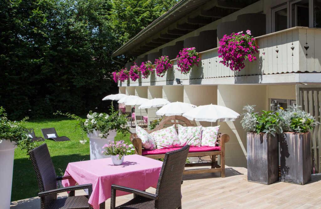 Hotel garni Berlin, Dreibettzimmer 2