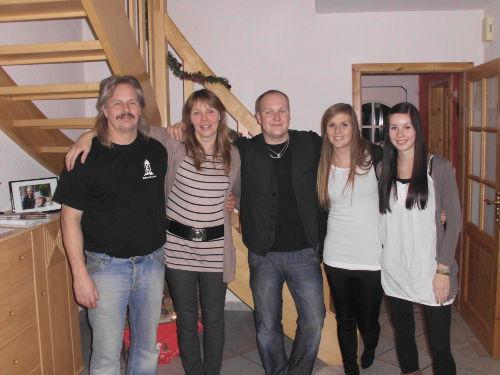 Familie Burkhard Schr�der