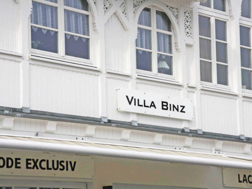 Villa Binz F620 WG 05 im 1. OG 'Lust und Meer', V