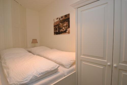 Zweites Schlafzimmer mit Kojenbett