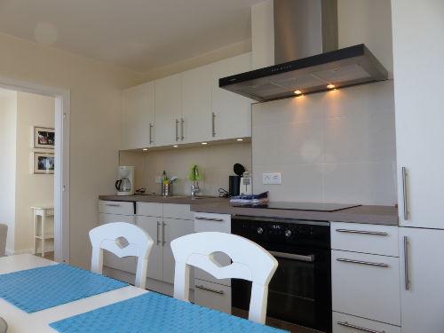 Wohnküche mit 4 Essplätzen