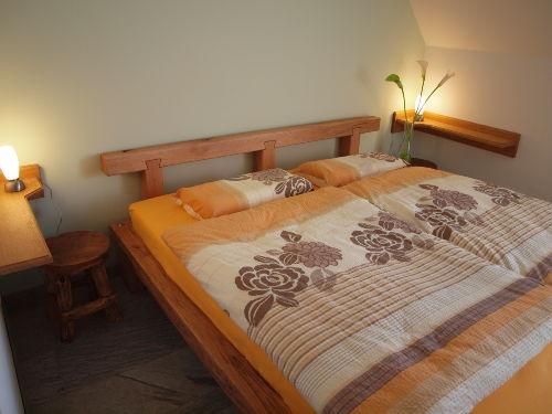 Schlafbereich im Erdgeschoss