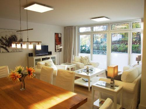 Luxeriöser Wohn- und Essbereich