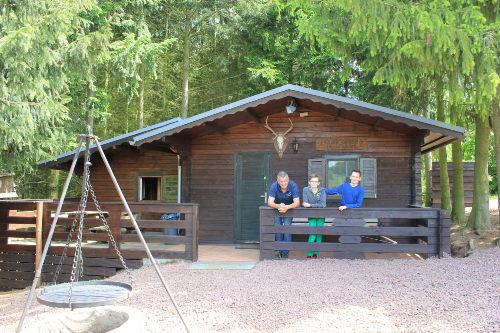 Detailbild von Jagdhütte