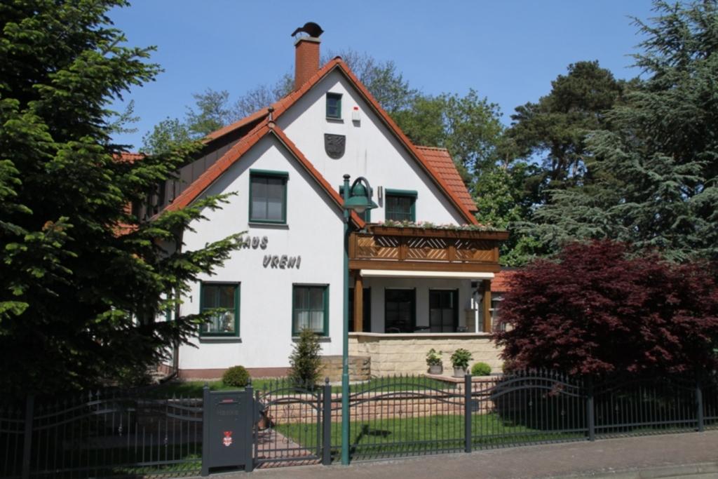 Ferienwohnungen Haus 'Vreni' Marco Hanke, Ferienwo