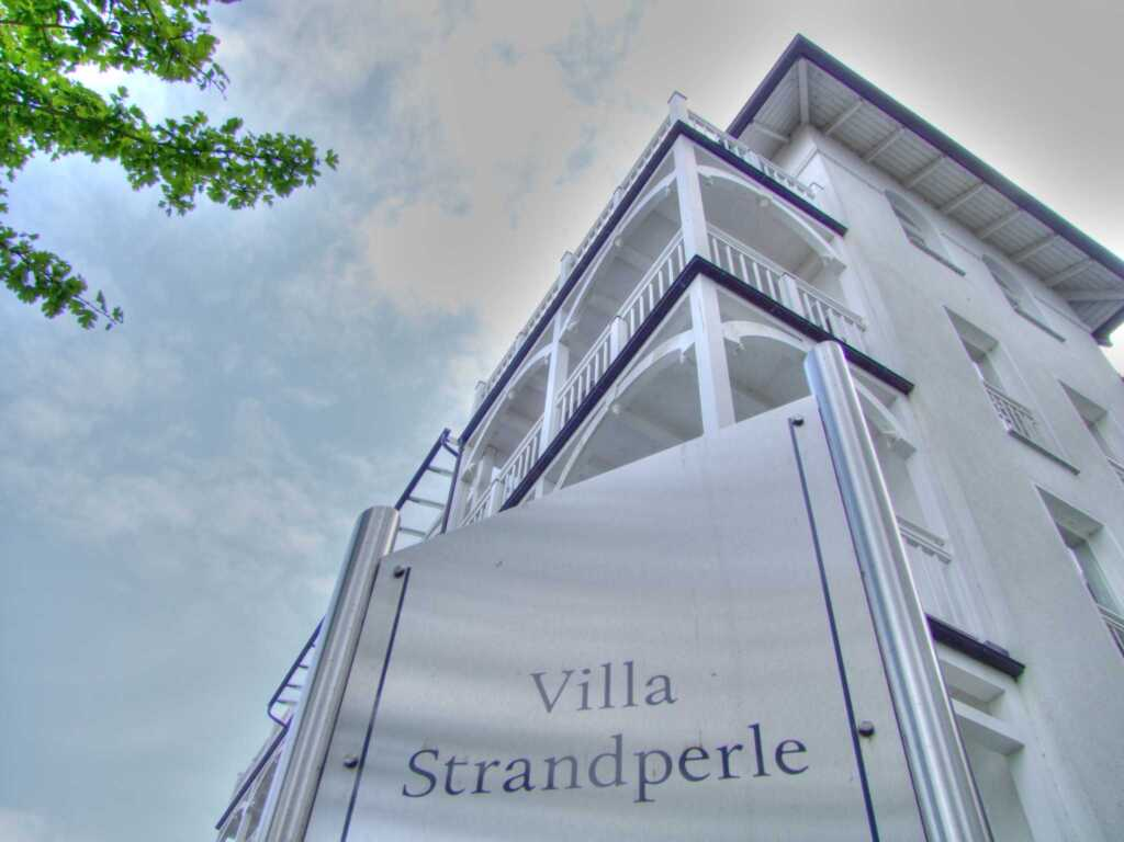 Binz 03 - Villa Strandperle * * * * nur 20m zum S