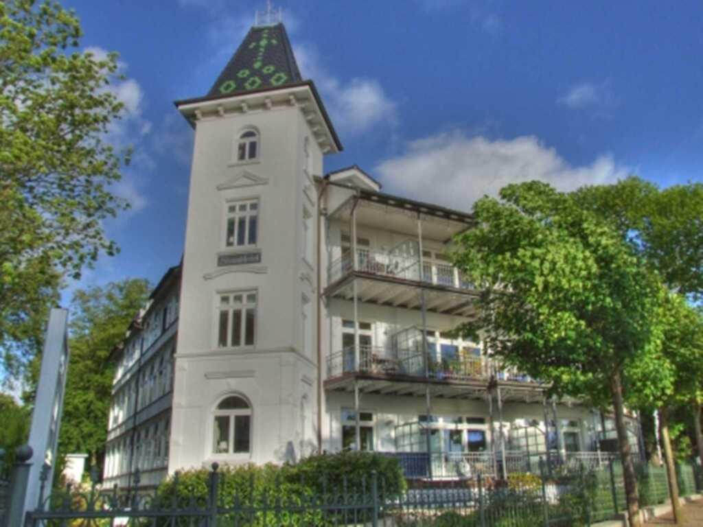 Binz 07 - Villa Stranddistel, direkt am Strand, SD