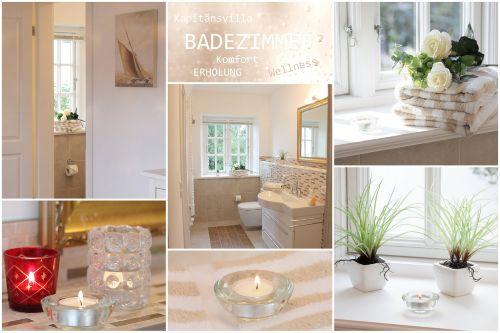 Impressionen der Badezimmer