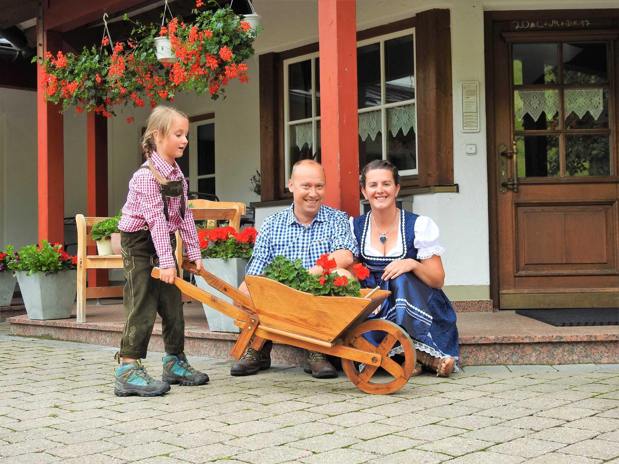 Dirk und Sarah Pieraert