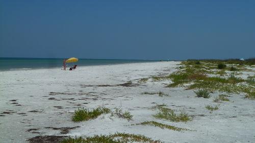 Strand, D�nen - so weit das Auge reicht
