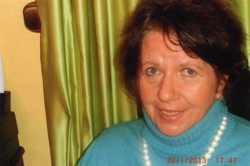 Ihre Vermieterin Frau jutta gebauer stellt sich vor