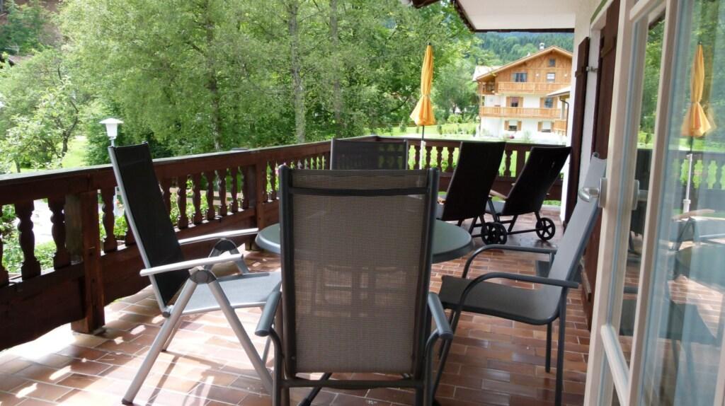 Ferienwohnungen Krenn, behindertenfreundliche Feri