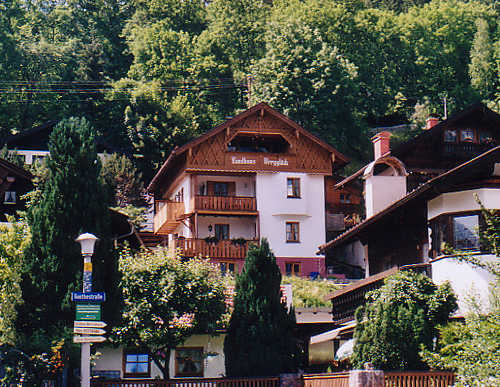 Landhaus Bergglück Fewo Kress (Mitte).