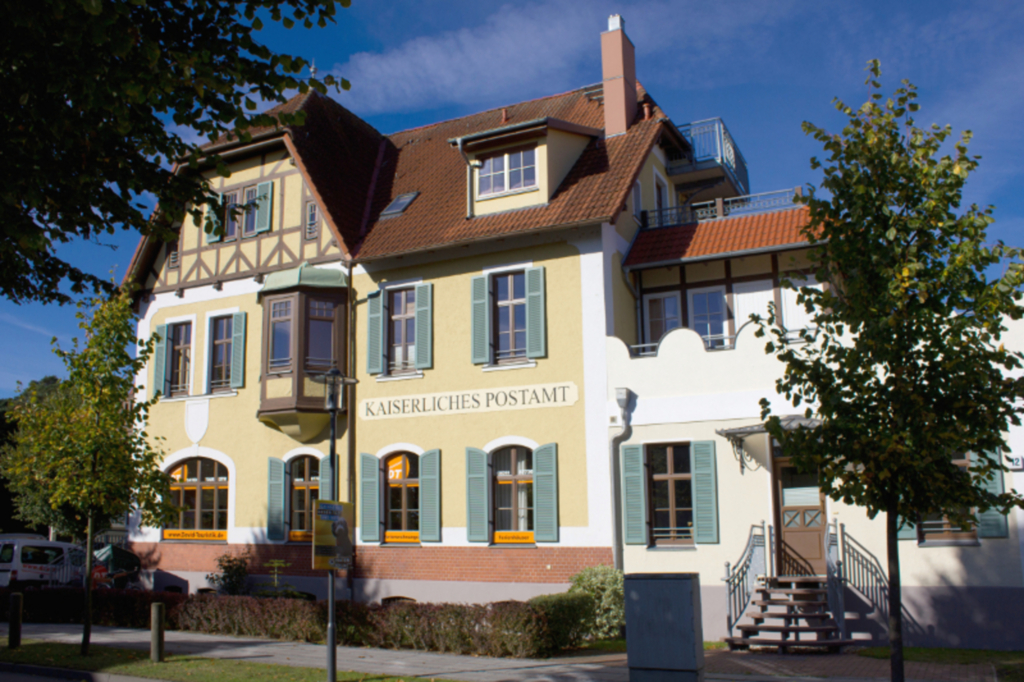 Kaiserliches Postamt 20, Kaiserl. Postamt App. 20