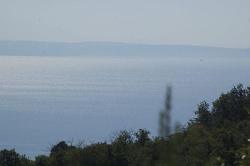 Meeres-Ausblick