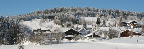 Philippsreut im Winterkleid