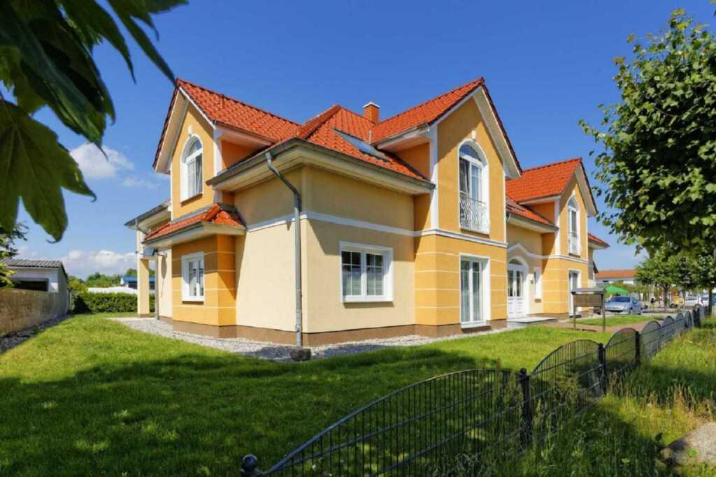 Usedomtourist Koserow Hauptstr. 102 Fewo 02 (4 S