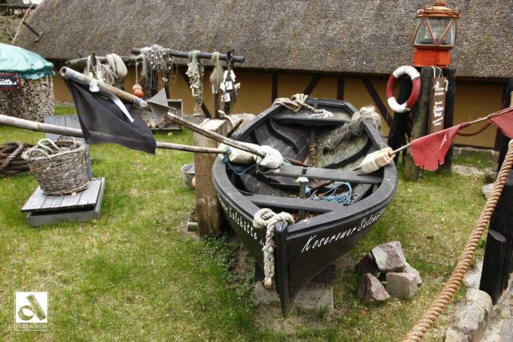 Usedomtourist Koserow 'Villa Maria' Fewo 02, Fewo
