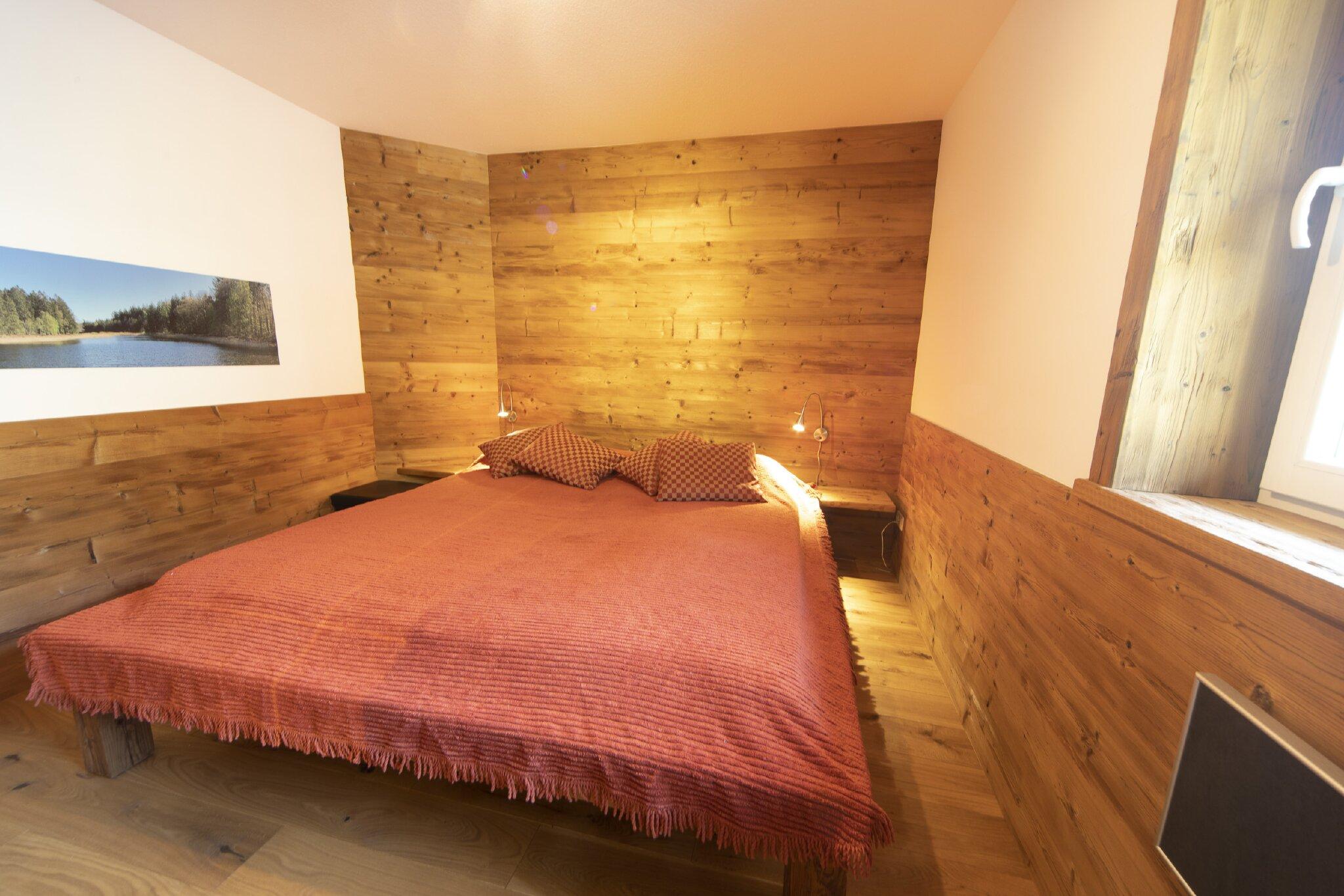 """Schlafzimmer """"Haus am Teich"""""""