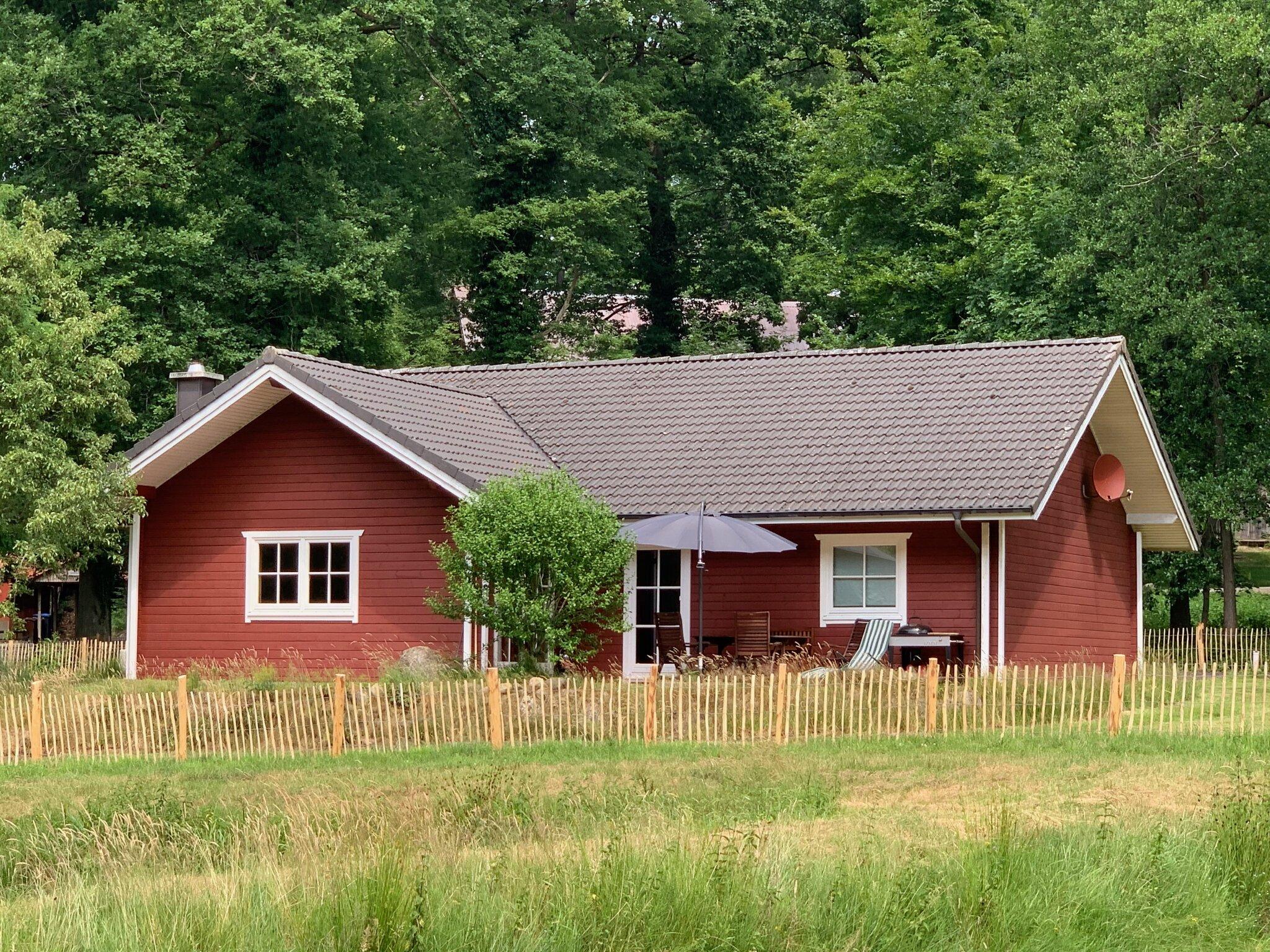 Zusatzbild Nr. 12 von Waldhütten - Ferienhaus am Teich