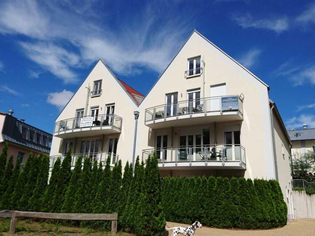 Usedomtourist Trassenheide Strandstr. 21 Fewo 06 S