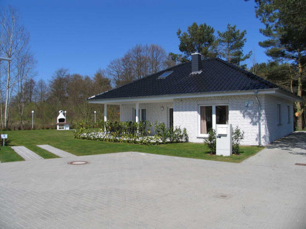 Usedomtourist Karlshagen Haus Meerjungfrau (5 Ster