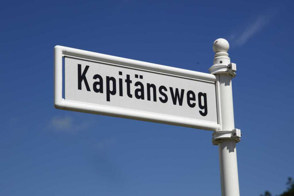 Usedomtourist Karlshagen D�nenland Kapit�nsweg 15