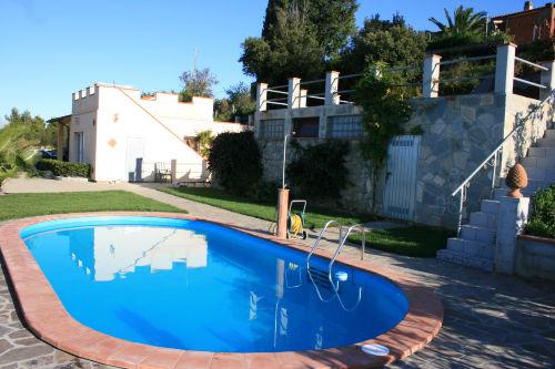 Villetta Marisa und Dependence mit Pool