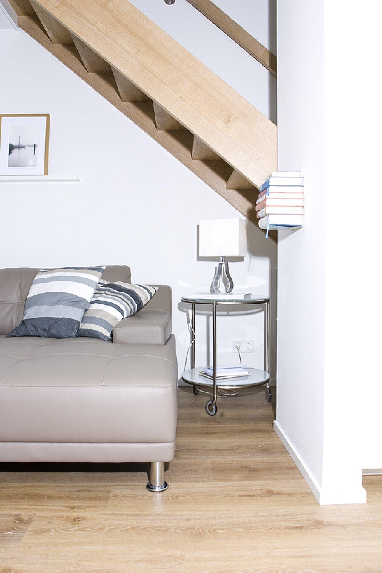 Wohnzimmer Wohnung Arngast