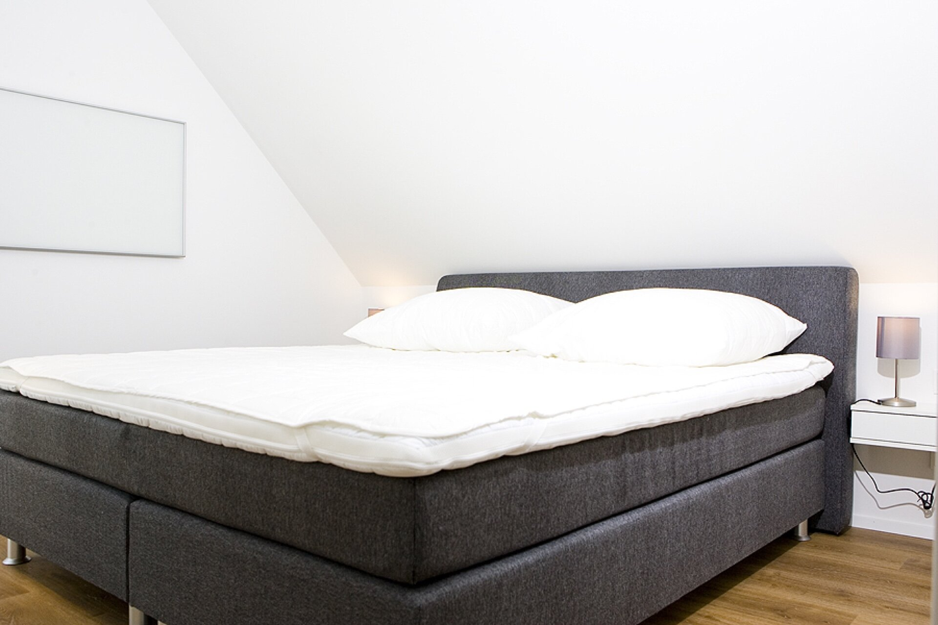 Ausblick Relaxliegen - Wohnung Arngast