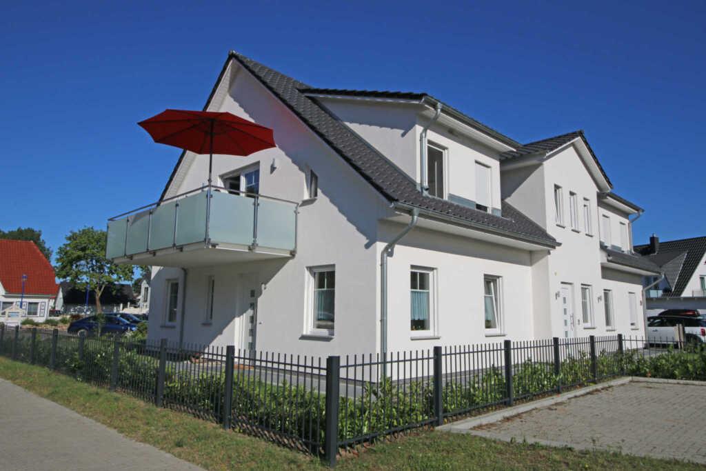 A.01 Haus Möwe Whg. 4 mit Südbalkon - Thiessow, Ha