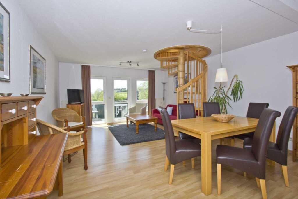 Höftresidenz, G 26: 92 m², 3-Raum, 6 Pers., Balkon
