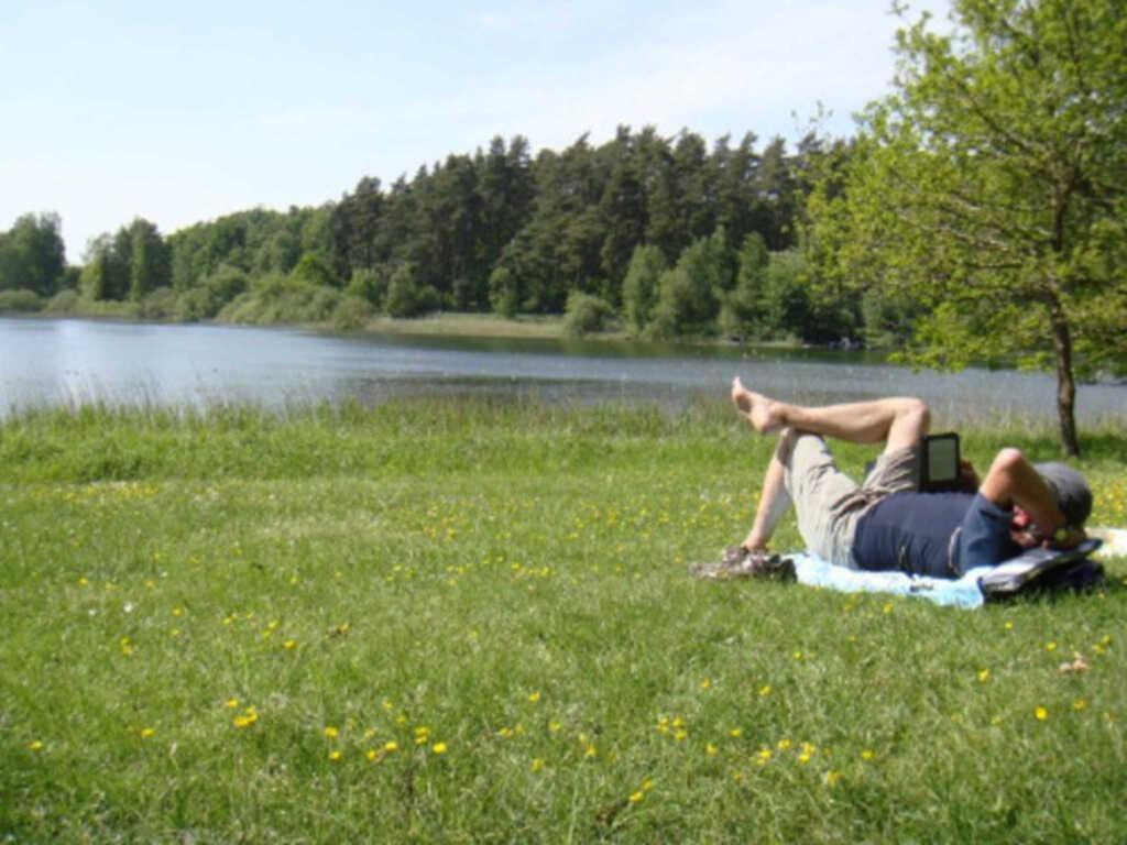 Ferienwohnung 'Kleine Auszeit', Zwei-Raum-Ferienwo