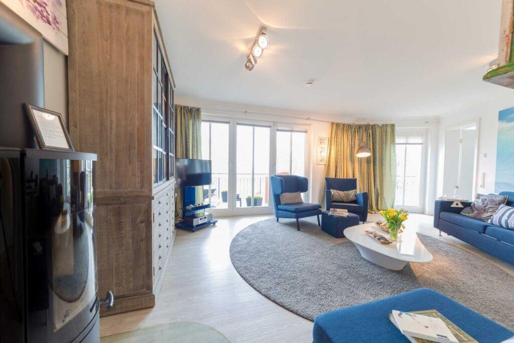 Villa Strandvogt WE 19, 2-Zimmer-Wohnung