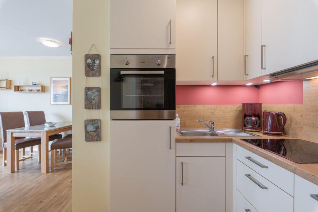 Villa Strandvogt WE 15, 2-Zimmer-Wohnung