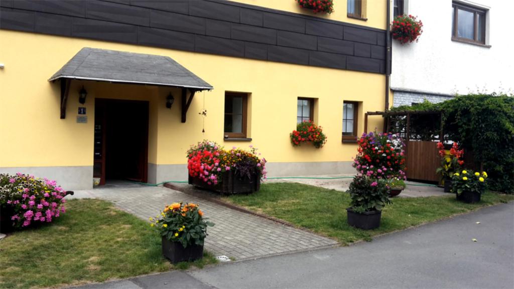 Ferienwohnungen Oberwiesenthal ERZ 011-2, ERZ 011
