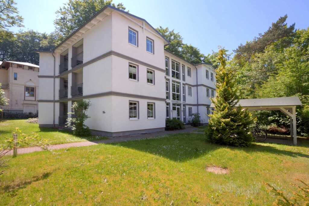 Sonnenstrand Heringsdorf - Buchenparkblick, Appart