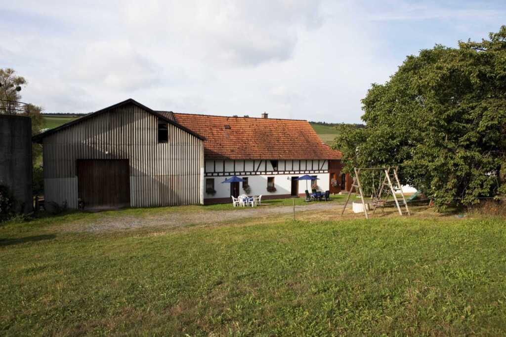 Ferienwohnungen Elsbacher Hof, Ferienwohnung Grüne