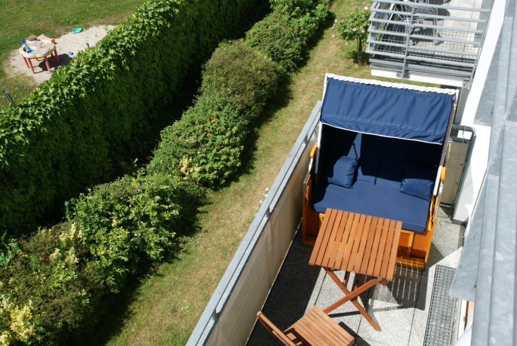 Haus Katharina Wg 105 2 Raum mit Balkon, HK 2 Rau